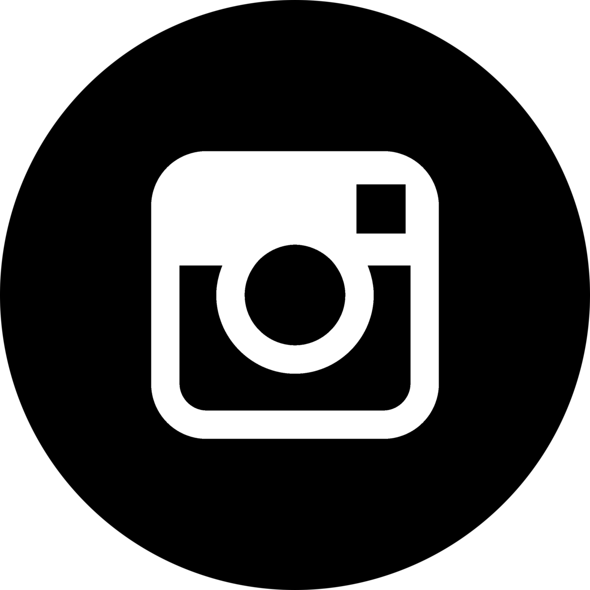 13 134881 social media icons black instagram daily dot logo